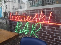 Lebowski Bar, Reykjavik - sounds cheesy, but it's not. If you are a fan of the movie, you must stop there.