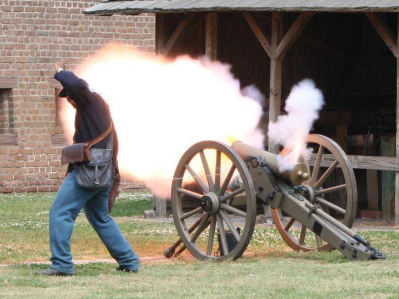 Old Fort Jackson Official Georgia Tourism Travel