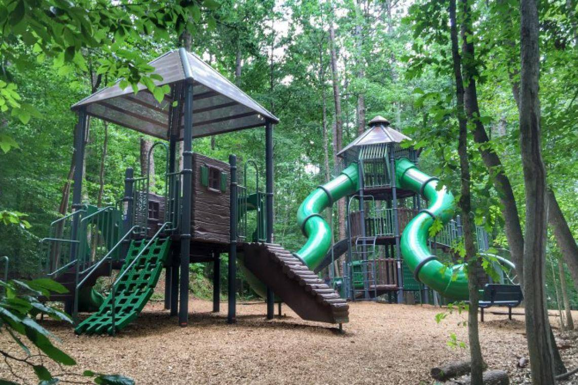 7 Georgia Playgrounds Worth the Drive  Official Georgia
