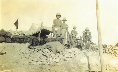 India NW Frontier 1920s