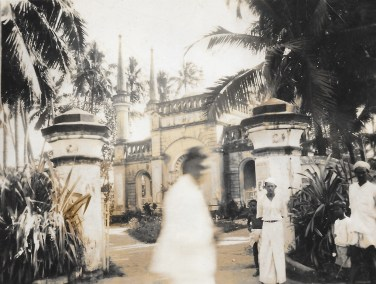 Mosque Colombo 1937