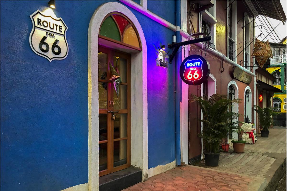 Route 66 Goa