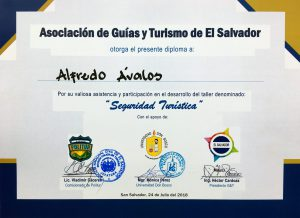 Tourism Safety Workshop - Explore El Salvador
