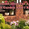 16 Awesome Ideas For A Small Front Garden And 7 Rules