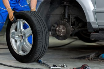 Tires and Brakes Maintenance