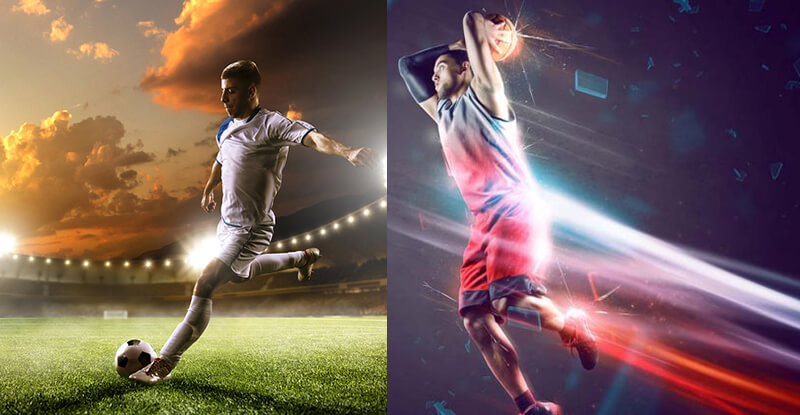 10 Major Differences In The Discussion Of Basketball vs Soccer