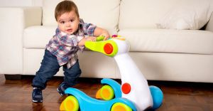 Are Baby Walkers Or Alternatives To Baby Walkers Essential For Toddlers