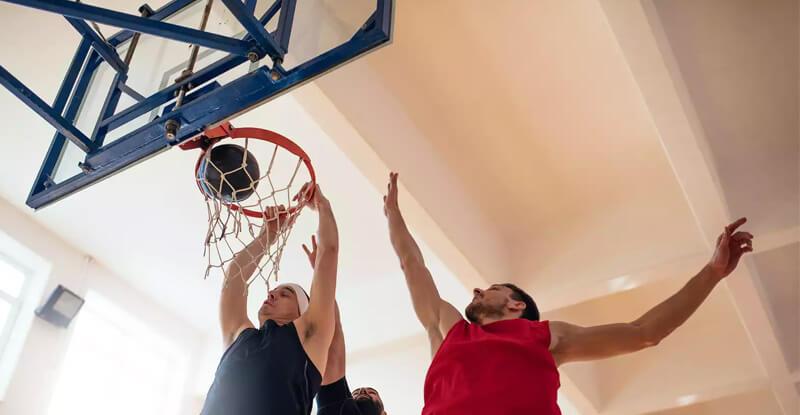 DIY & Origami Basketball Hoops For Indoor Shooting
