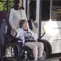 wheelchair lift for truck