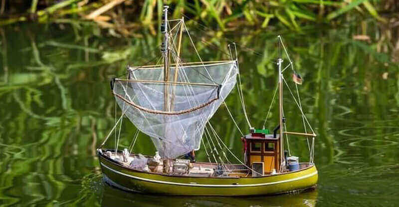 Qualities Of A Great RC Fishing Boat