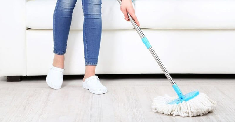How To Clean And Maintain Tiled & Hardwood Floors