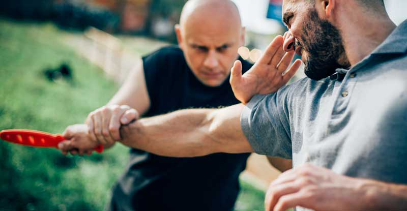 Why Learn To Defend Yourself On The Ground