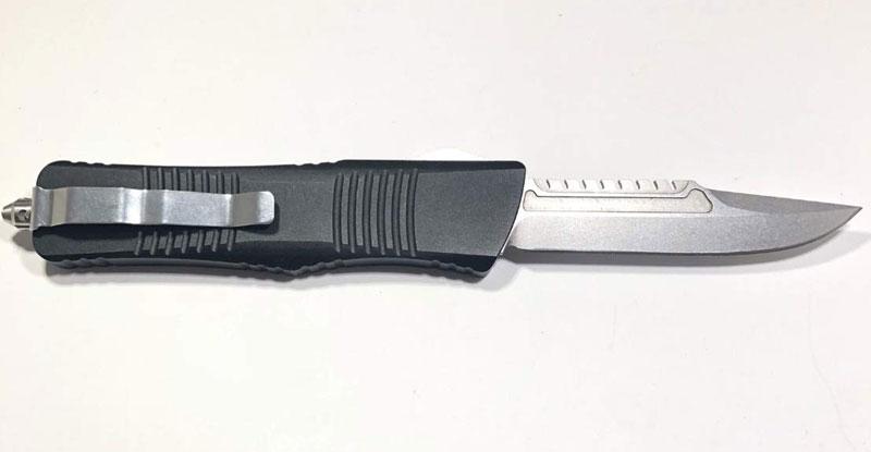 8 Blade Types for OTF Knives