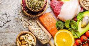 Here is a list of foods that contribute to diet for skin