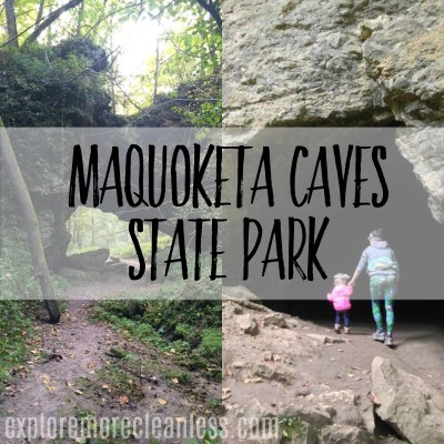 Maquoketa Caves State Park – Camping Visit!