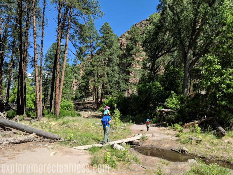 alcove house trail bandelier