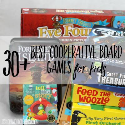 Best cooperative board games for families