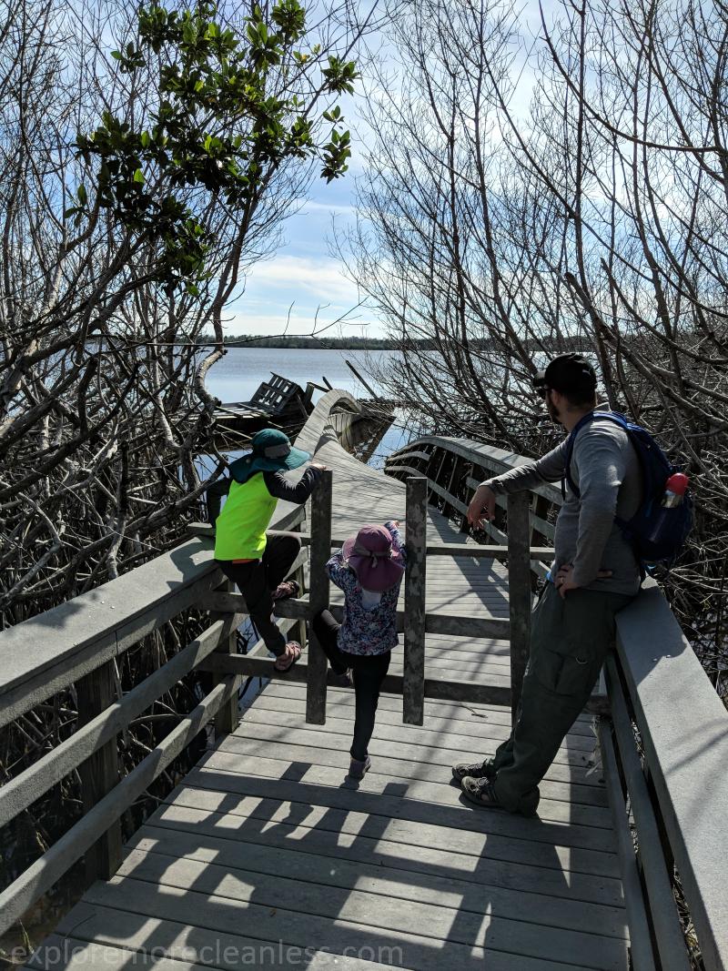 hurricane everglades national park