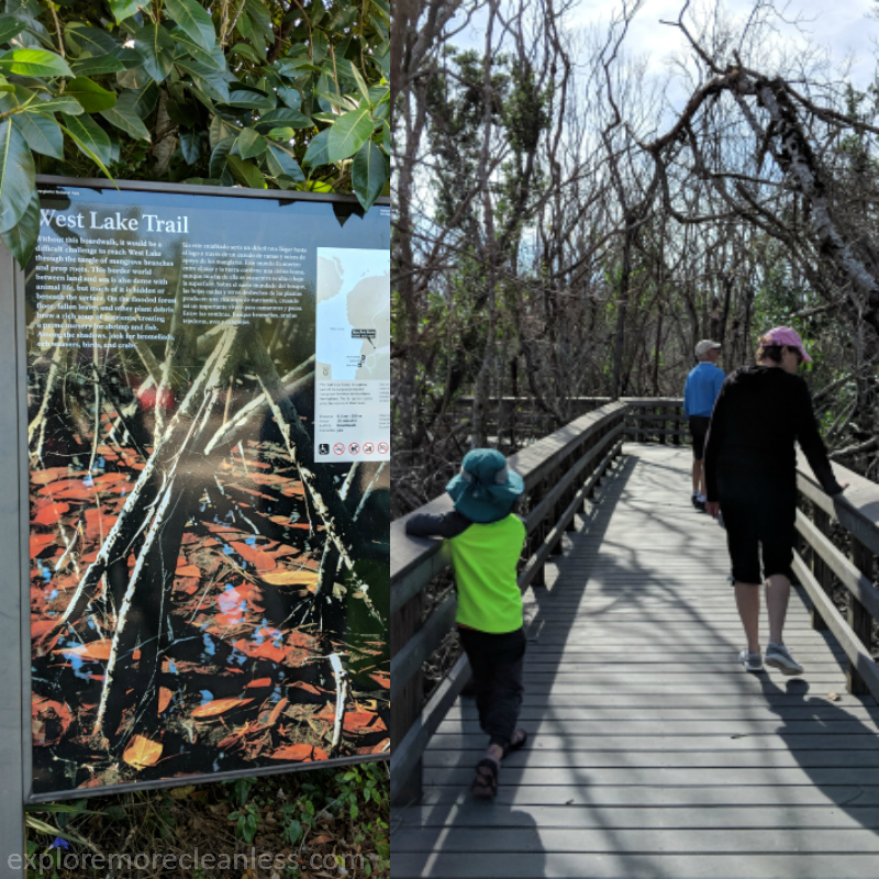 west lake trail everglades florida