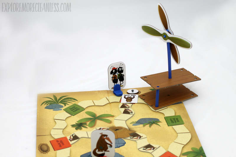 engineering ants board game