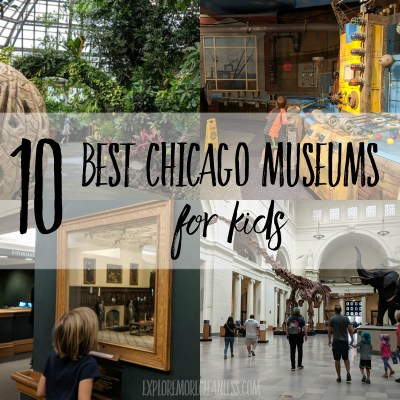 10 of the best Chicago museums for kids