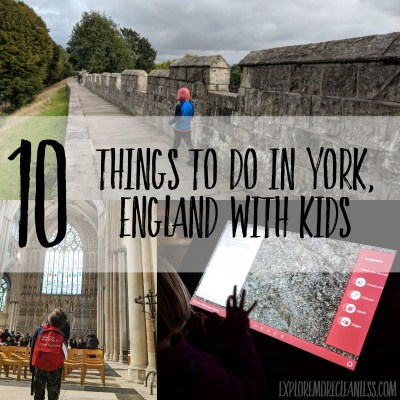 Top 10 things to do in york england with kids
