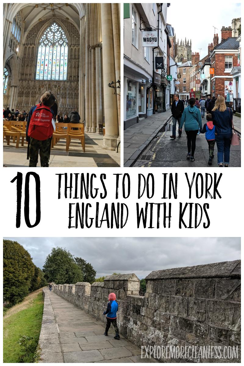 york england activities with kids
