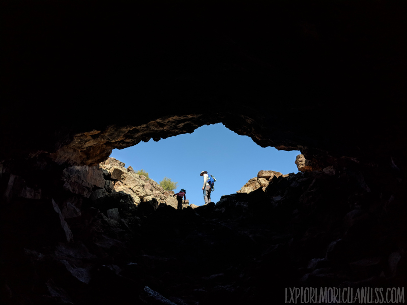 lava cave new mexico