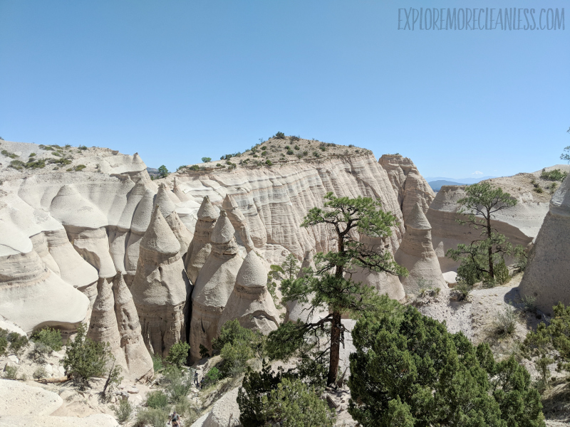 tent rocks rock formations new mexico
