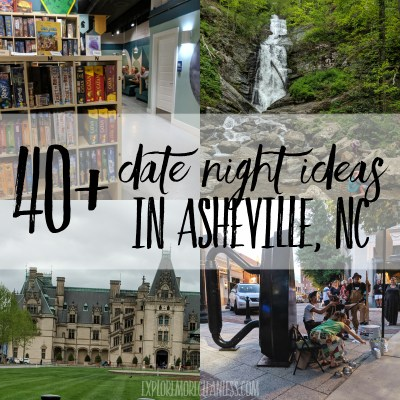 40+ Asheville date ideas from a local
