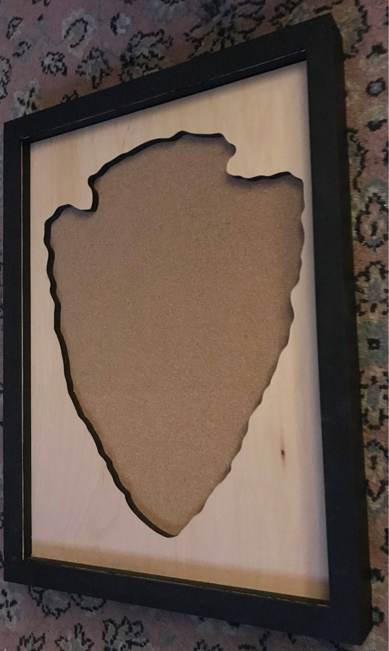 national park shadow box