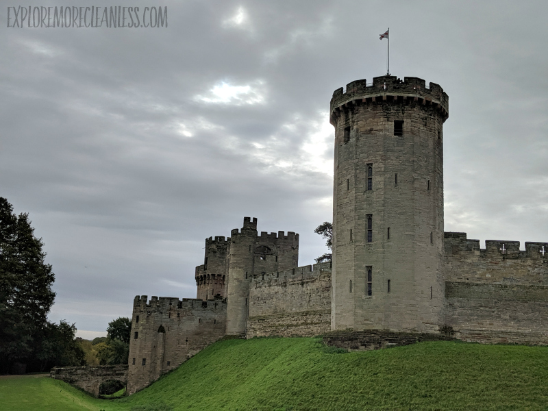 warwick castle uk