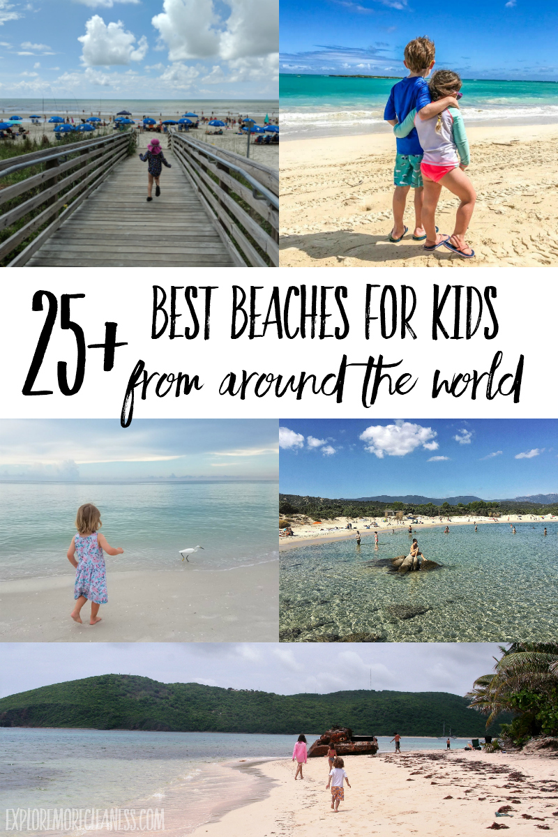 best beaches for kids