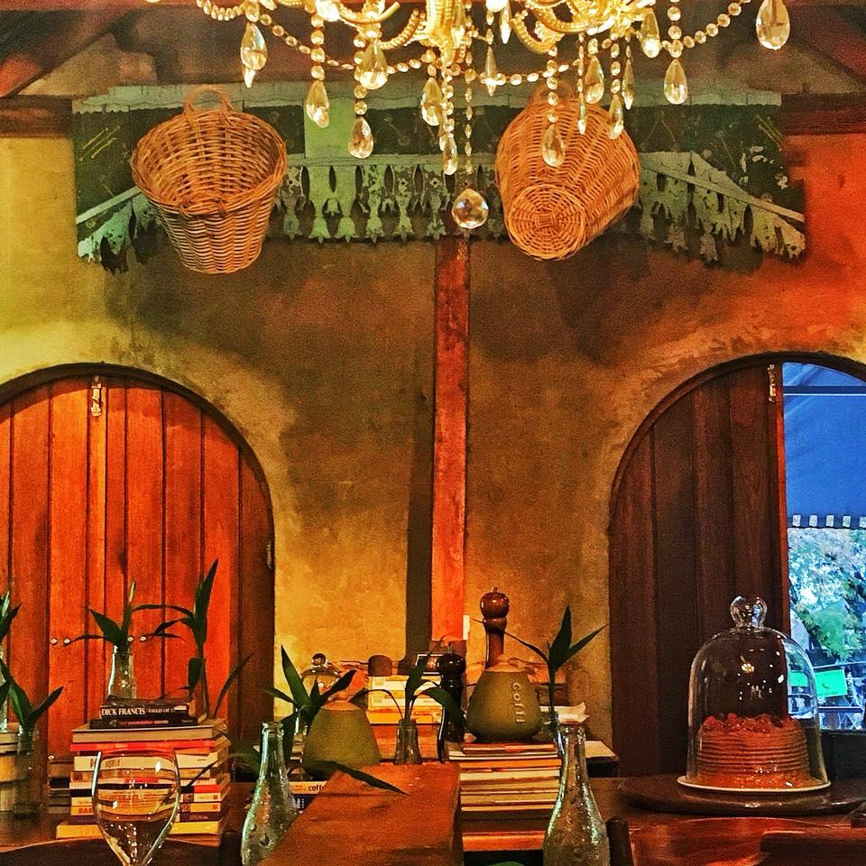 Hoi Polloi Parys Trendy Restaurant
