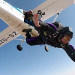 Skydive Parys, Vredefort Dome