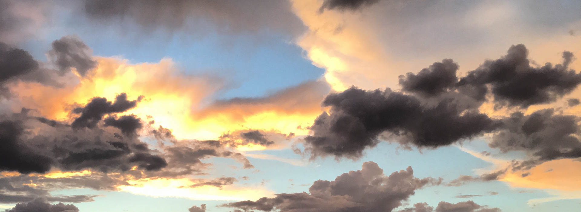 Monsoons bring stunning sunrises and sunsets in Prescott AZ