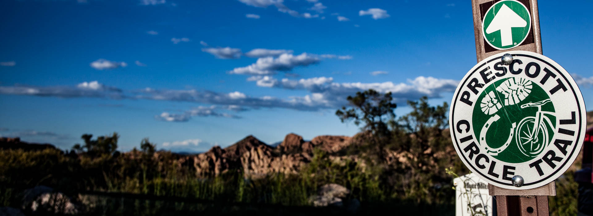Prescott AZ Circle Trail Photographer Rich Charpentier