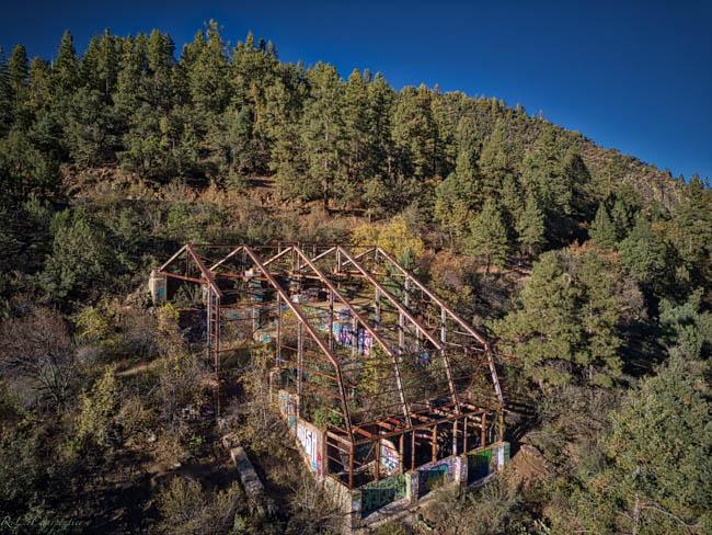 Explore Prescott Arizona Old Silver Mine Off-roading adventure
