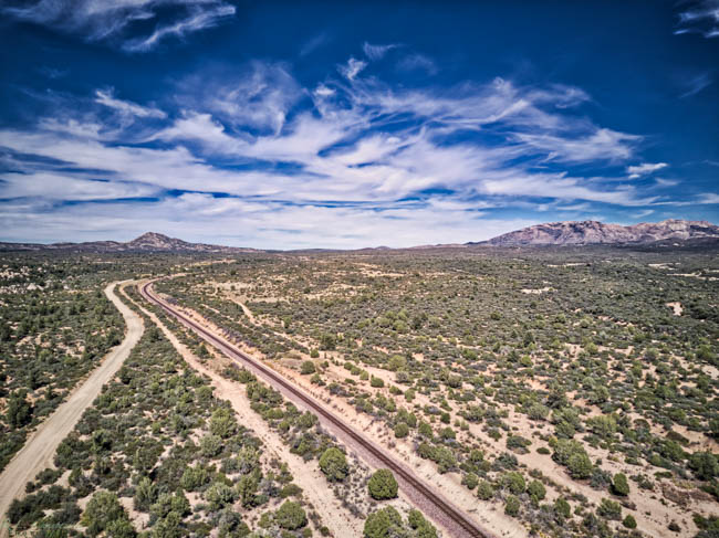 Off-roading adventures west of Granite Basin National Forest Service Tonto Road