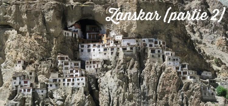 La grande traversée du Zanskar – (partie 2) trek de Padum à Darcha
