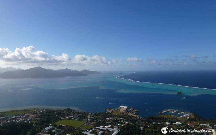 iles-visiter-polynesie-francaise-vue-uturoa-tahaa