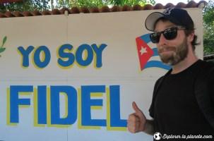 Affiche Yo soy Fidel.