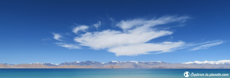 Lac Karakul Tadjikistan