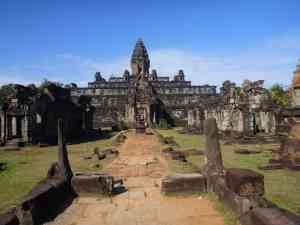 Angkor Archaeological park Siem Reap Cambodia 2017