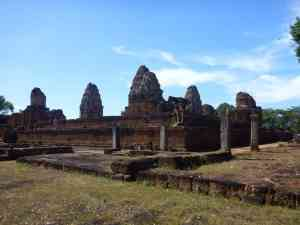 angkor archaeological park Siem Reap Cambodia