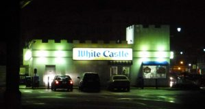 Night View of White Castle New York