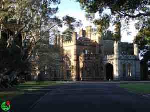 Government House, Sydney Australia