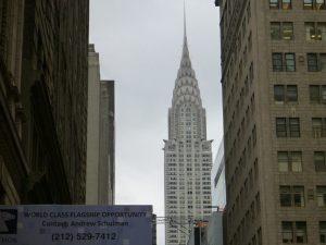 Chrysler Building New York Street View