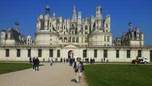 Château de Chambord Castle France