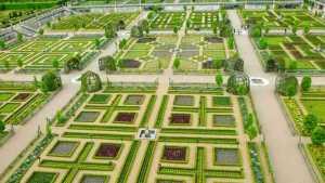 Château de Villandry castle garden France